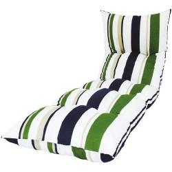 Coussin pour bain de soleil - Floconné - Maryland - JARDIN PRIVÉ - Accessoires textiles jardin - DE-802082