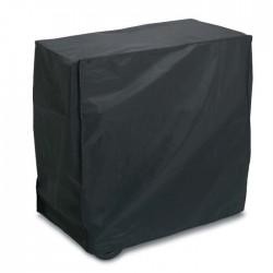 Housse pour barbecue - Noir - RAYEN - Protection mobilier jardin - DE-256420