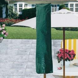 Housse pour parasol - Vert - RAYEN - Protection mobilier jardin - DE-256404