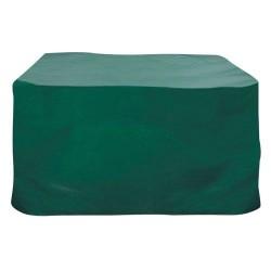 Housse pour table rectangulaire - Max 190 cm - Vert - RAYEN - Protection mobilier jardin - DE-256396