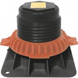 Pied adhésif réglable pour receveur de douche - 90 à 125 mm - REGIPLAST - Receveur de douche - SI-165698