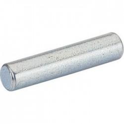 Taquet à enficher - 5 mm - Acier zingué - HETTICH - Équerre / Taquet - SI-441308