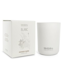 Bougie parfumée - Mr & Mrs - Rosewood of Québec - JEFF JOY FRAGRANCES - Bougies parfumées - DE-458852
