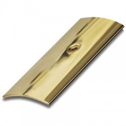 Bande de seuil en Laiton poli à coller - 73 cm - Bande de seuil - BR-581577