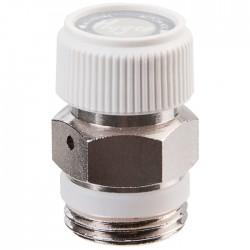 """Purgeur d'air à disque de fibre - Mâle 12 x 17 mm - 3/8"""" - THERMADOR - Purgeur d'air et vidange - SI-477655"""