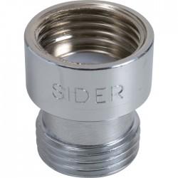 Économiseur de débit de douche - Anti-retour - 8L/min - SIDER - Économiseur d'eau - SI-382963