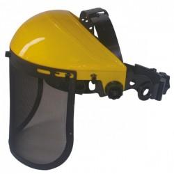 Masque et visière de protection pour débroussaillage - OUTIBAT - Casques de protection et bouchon - BR-350161