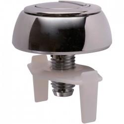 Bouton poussoir pour mécanisme de chasse double débit à câble- SIDER - Commande WC / Boutons poussoir - SI-364284