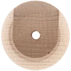 Naissance x 2 - Bois - Brut - D 20 mm - MOBOIS - Accessoires rideaux - DE-558544
