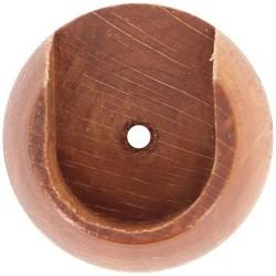 Naissance x 2 - Bois - Merisier - D 20 mm - MOBOIS - Accessoires rideaux - DE-878132