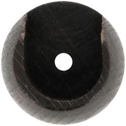 Naissance x 2 - Bois - Noyer - D 20 mm - MOBOIS - Accessoires rideaux - DE-558551