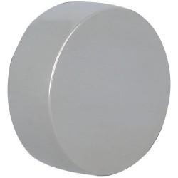 Embout de barre x 2 - Métal - Chrome - D 25 mm - MOBOIS - Accessoires rideaux - DE-535676