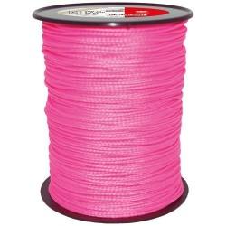 Corde Polypro tressée - 200 m / D. 1.5 mm - Rose - CHAPUIS - Cordage - DE-551599