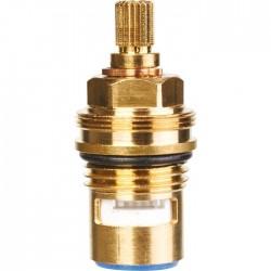 Tête de robinet céramique - Ottone meloda - SIDER - Pièces détachées robinetterie - SI-211510