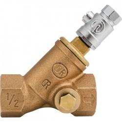 """Filtre disconnecteur brut - Y222P - Femelle 15 x 21 mm - 1/2"""" - SOCLA - Clapet anti-retour et filtre à tamis - SI-393015"""