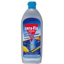 Crème nettoyante pour plaque vitrocéramique - Cera-Fix - 200 ml - TENAX - Entretien de la cuisine - DE-616094