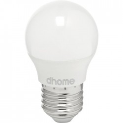 Ampoule LED sphérique - E27 - 8 Watts - 2700K - DHOME - Ampoules LED - BR-249119
