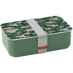 Lunchbox - 1 compartiment - Kaki - EASY LIFE - Conservation / Boite / Emballage - DE-555500