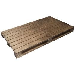 Plateau - Style palette - Bois - 30 x 20 cm - COSY & TRENDY - Assiette / plat / plateau / coupelle - DE-415860