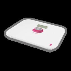 Pèse personne - Magic Start - Kinetic Classic - Blanc/Fushia - LITTLE BALANCE - Pèse-personne - DE-206441