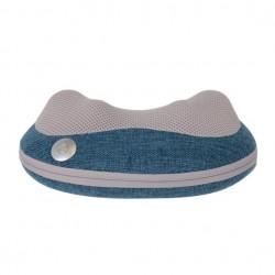 Coussin de massage - Chauffant - Bleu Jean - LE STUDIO - Appareils de soins / détente / massage - DE-503764