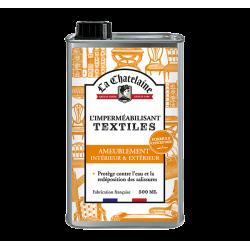 Imperméabilisant protecteur textile - 500 ml - La Chatelaine - Imperméabilisant - DE-533464