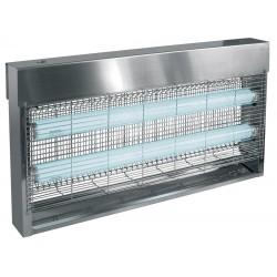 Désinsectiseur électrique - Standard 40 Watts - Inox - JVD - Désinsectiseurs électriques - BR-155156