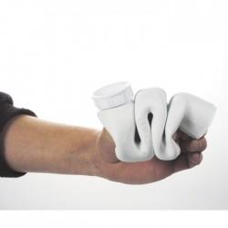 Siphon de lavabo souple - Blanc - 32 mm - WIRQUIN - Siphons pour lavabo / Bidet / Baignoire - SI-384268