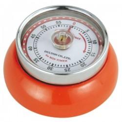 Minuteur de cuisine aimanté - Orange - ZASSENHAUSS - Minuteur de cuisine - DE-741181