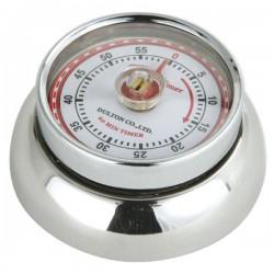 Minuteur de cuisine aimanté - Chrome - ZASSENHAUSS - Minuteur de cuisine - DE-723924