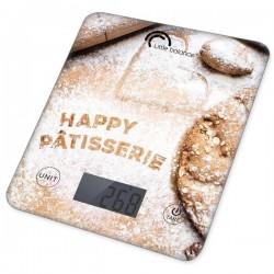 Balance culinaire - Happy Pâtisserie - 5 Kg - LITTLE BALANCE - Balance de cuisine - DE-206459
