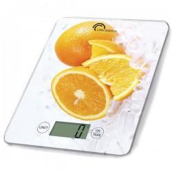 Balance culinaire - Slim - Orange - 5 Kg - LITTLE BALANCE - Balance de cuisine - DE-631911