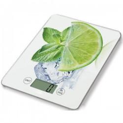 Balance culinaire - Slim - Citron - 5 Kg - LITTLE BALANCE - Balance de cuisine - DE-587634