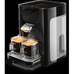 Machine à café - Senseo Quadrante - Noir - PHILIPS - Cafetière / Moulin à café - DE-158436