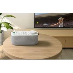 Enceinte pour téléviseur - Sans fil - SRS-LSR200 - Blanc - SONY - Télévision - SRSLSR200