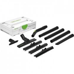 Kit de nettoyage compact - D 27/36 K-RS Plus - FESTOOL - Accessoires Aspirateur - SI-604676