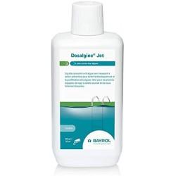 Anti-algues concentré - Désalgine Jet - 1 L - BAYROL - Traitement / réparation piscine - 2141509