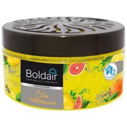 Parfum d'ambiance - Perles - Citron / Pamplemousse - 250 gr - BOLDAIR - Parfum d'intérieur - DE-365388