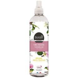 Brume parfumée - Air / Textiles - Orchidée / Vanille - 400 ml - BOLDAIR - Parfum d'intérieur - DE-574352