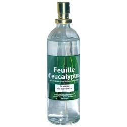 Vaporisateur d'ambiance - Feuille d'Eucalyptus - 100 ml - LAMPE DU PARFUMEUR - Parfum d'intérieur - DE-377754