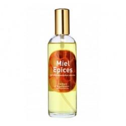 Vaporisateur d'ambiance - Miel / Epices - 100 ml - LAMPE DU PARFUMEUR - Parfum d'intérieur - DE-377739