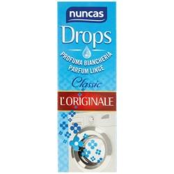 Parfum de linge liquide - Drops L'originale - Classic - 100 ml - NUNCAS - Assouplissant et parfum de linge - DE-565012