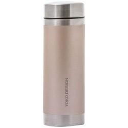 Théière isotherme - 350 ml - Glitter Gold - YOKO DESIGN - Bouteille, gourde, mug, canette - DE-572090
