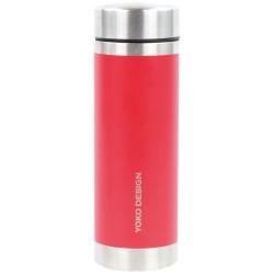 Théière isotherme - 350 ml - Rouge - LiberTea - YOKO DESIGN - Bouteille, gourde, mug, canette - DE-572108