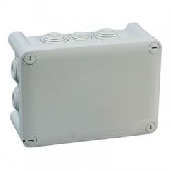 Boîte de dérivation Plexo - 10 entrées - 155 mm - LEGRAND - Boites d'encastrement et dérivation - BR-529958