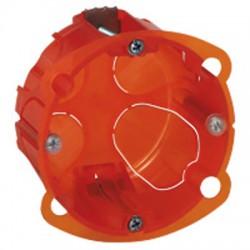 Boîte Multimatériaux Batibox - 1 poste - 50 mm - LEGRAND - Boites d'encastrement et dérivation - BR-404147