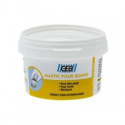 Mastic pour bonde - 200 gr - GEB - Mastic sanitaire - BR-729930