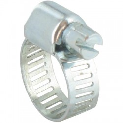 Collier à bande - ⌀ 10-16 mm - 8 mm - Lot de 4 - CAP VERT - Colliers de serrage - BR-590350
