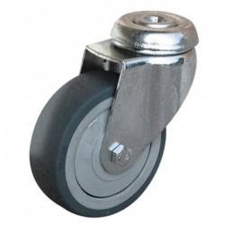 Roulette Uniroll à oeil pivotante - ⌀50 mm - GUITEL - Accessoires de meuble - BR-559539