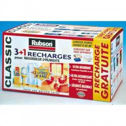 Recharge pour absorbeur d'humidité Classic - 1 Kg - RUBSON - Humidité / moisissures - BR-808903